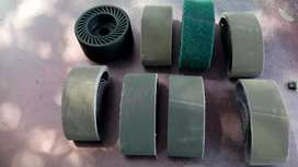 Lijas 3M para pulido de metales