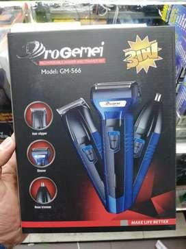 Maquina de Afeitar Gemei GM-566