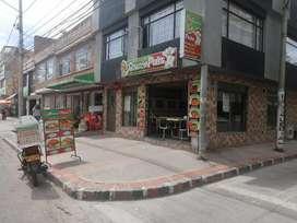 restaurante  chino,  Arroz paisa, pollo frito,  broaster, y comidas Rápidas.