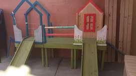 Juego infantil de madera 5000