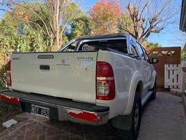 Toyota hilux 4x2 nueva liq urg