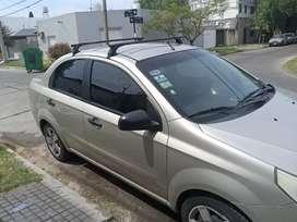Chevrolet Aveo 2013. Nafta/GNC.