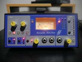 Preamplificador de micrófono Focusrite ISA One 9.5/10