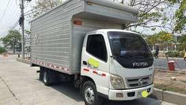 Se vende Camion foton 2013