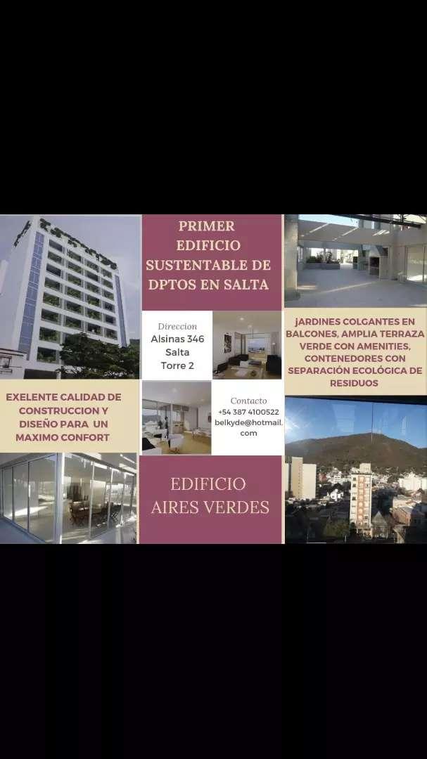 AIRES VERDES Sobre alsina 346 piso 4to 0