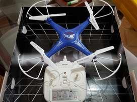 DRONE D97 SIN CAMARA 31.5 DE DIAMETRO! A ESTRENAR!
