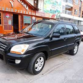 Vendo Camioneta 4X2 Kia Sportage