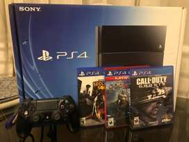 PlayStation 4 (PS4) 500 GB