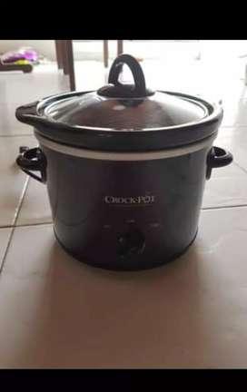 Crockpot slowcooker