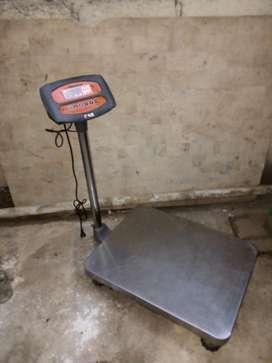 Balanza 500kg Marca Cas