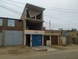 REMATO CASA 3 PISOS POR 100,000 SOLES EN CALLE LOS ANGELES DISTRITO LA ESPERANZA CON INQUILINOS
