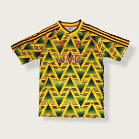 Camiseta Retro Arsenal 1992