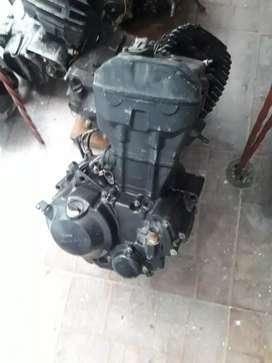 Motor y repuestos Cbr250 ABS motocicleta siniestrada