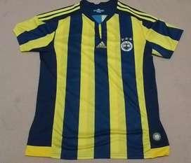 Camiseta Fenerbahce Turquía talle XXL