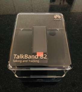 Huawei talkband B2 watch