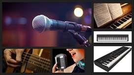 Profesor Particular Clases de Piano Guitarra y Canto (Clases de Música)