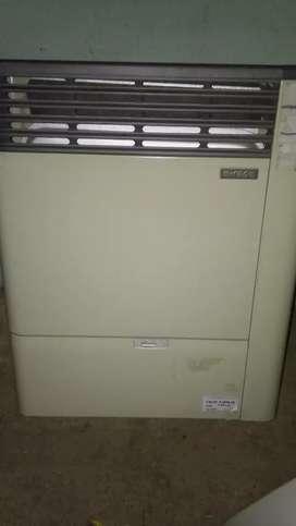2 calefactores