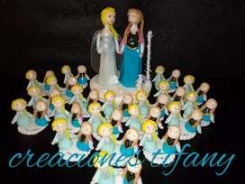 Souvenirs Frozen y Elsa