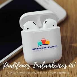 Audífonos Inalambrico Tipo Air Pods I9s Tws Mini Bluetooth+o