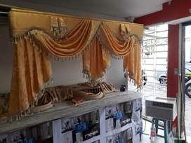 Lavandería de cortinas