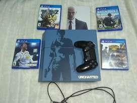Vendo: PS4 usada