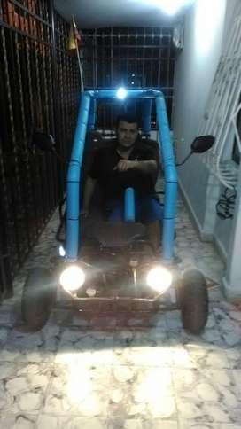 Buggy Arenero