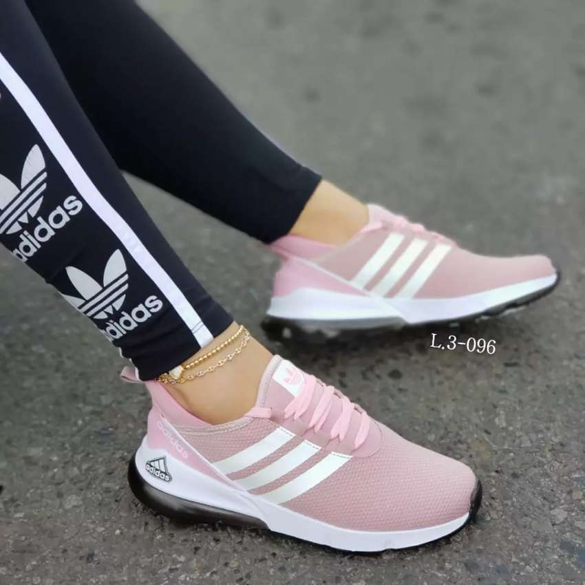 Zapato Tennis Deportivo Adidas Para Mujer 0