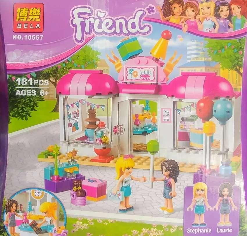 Lego Friend/juguete Didácticos Para Niña