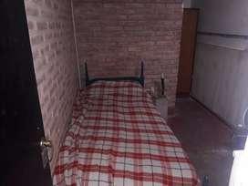 Habitaciónes individuales con baño privado y wifi