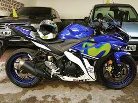 Yamaha R3 Gp Valentino Rossi unica