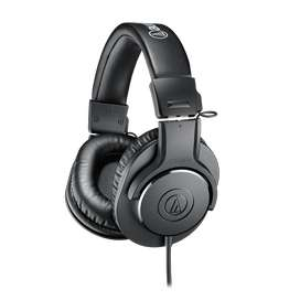 Audifonos Audio technica Ath-m20x