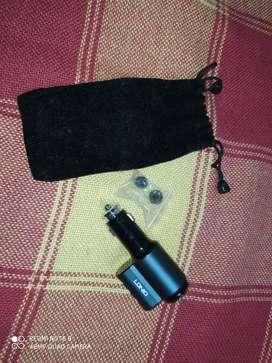 Bluetooth y puertosbd carga USB
