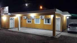 rt15 - Cabaña para 1 a 5 personas con cochera en Fiambala