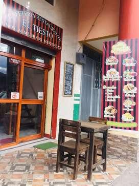 En venta Restaurante-Cafeteria