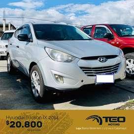 Hyundai Tucson Ix 2014 A/c