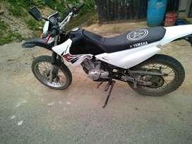 Yamaha xtz 125 motor repotenciado a 150