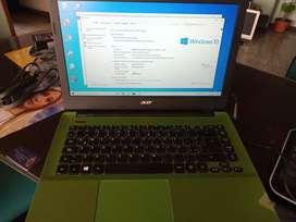 Portátil Acer E5-411 C3CS