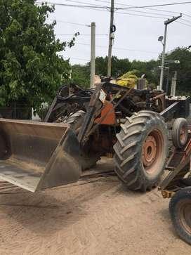 vendo tractor invertido PALA FIAT R60