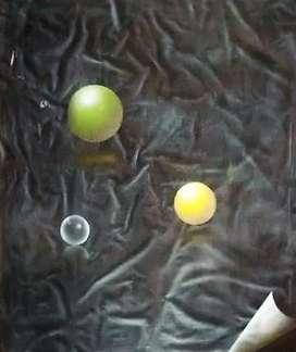Vendo O Cambio Pintura Contreras Acrílico 80x100