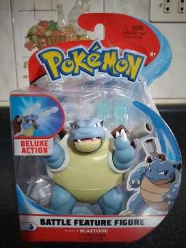 Pokemon Blastoise Figura de acción Original