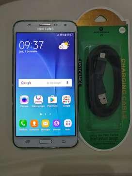 Samsung J7 Impecable y Libre de Linea