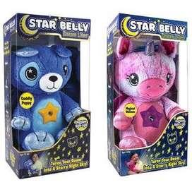 Oso Star belly