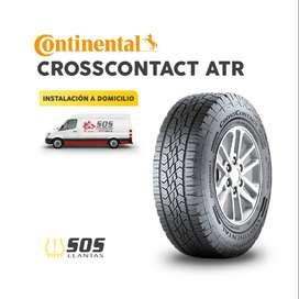 LLANTAS  245/70R17 114T XL CROSSCONTACT CONTINENTAL