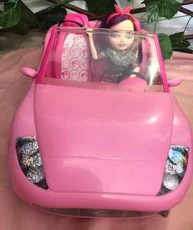 Convertible de barbie