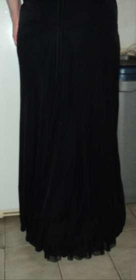 Vestido Largo De Fiesta Salsipuedes