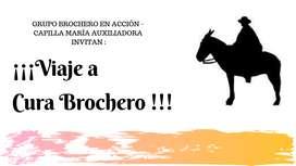 VIAJE A CURA BROCHERO