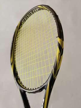 Raqueta profesional de tenis Dunlop Biomimetic