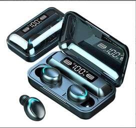 Audífonos POWERBANK Bluetooth 5.0 Tws F5