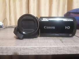 Vendo Camara de video Canon Vixia HF R700