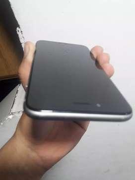 Iphone 6 de 32 GB Como nuevo con cargador nuevo